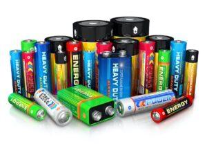 Patenten batterijen technologie