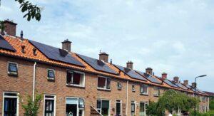 zonnepanelen wwoningcorporatie